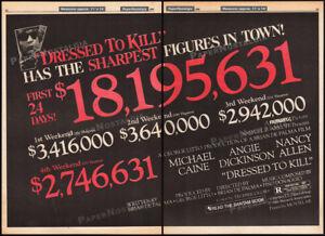 DRESSED-TO-KILL-Orig-1980-Trade-AD-poster-BRIAN-DE-PALMA-ANGIE-DICKINSON