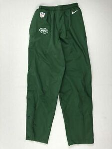 Nike-New-York-Jets-Green-Storm-Fit-Rain-Pants-Multiple-Sizes-Used