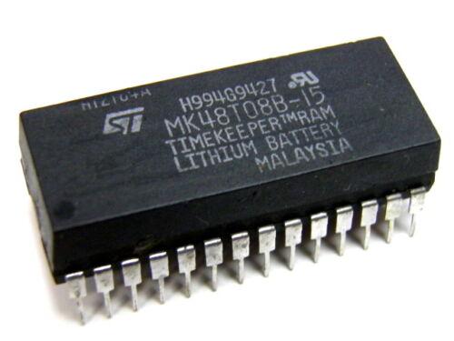 MK48T08B-15 STMICROELECTRONICS INTEGRATED CIRCUIT MK48T08B-15