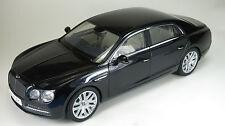 Kyosho 1/18 Bentley Flying Spur W12  Black (08891NX) Diecast Automobile