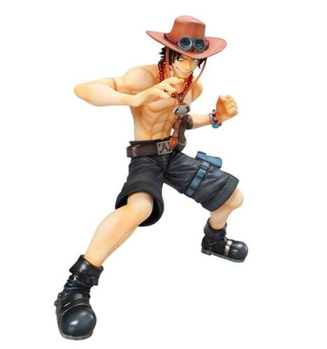 ONE PIECE P.O.P Figure Megahouse POP Deluxe - Portgas D Ace Marineford