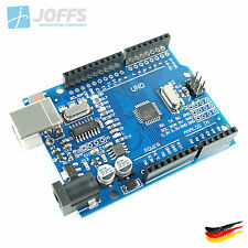 UNO R3 ATmega328P SMD Board, CH340G, mit USB Kabel, Arduino kompatibel