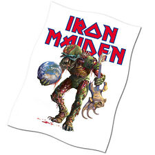 Iron Maiden Flag Banner New The Final Frontier El Dorado