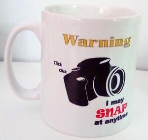 Camera-slogan-mug-ideal-gift-for-photographers-Free-Personalisation