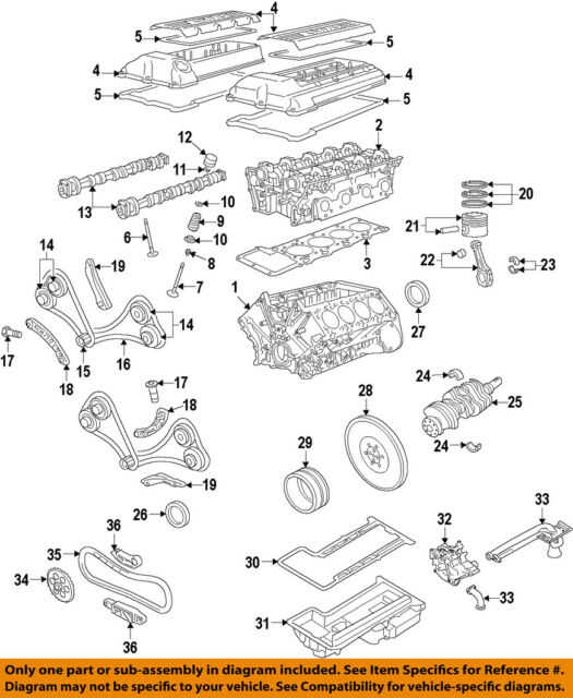 Bmw M3 S65 V8 Engine Intake Vanos Timing Gear Unit