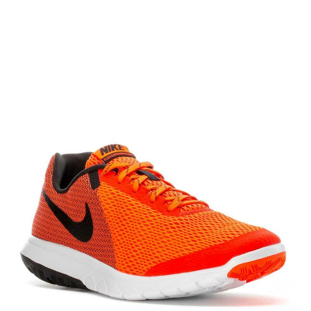 2372d04bd5 NIKE FLEX EXPERIENCE RN 5 RUNNING MEN SHOES ORANGE/RED 844514-800 SIZE 10
