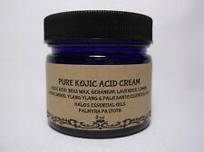 Pure Kojic Acid Skin Lightening Whitening Bleaching Cream 2 oz Fade Dark Spots