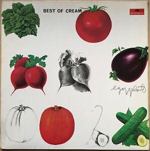 BEST-OF-CREAM-1ST-PRESS-1969-UK-POLYDOR-VINYL-LP-583060-EX-EX