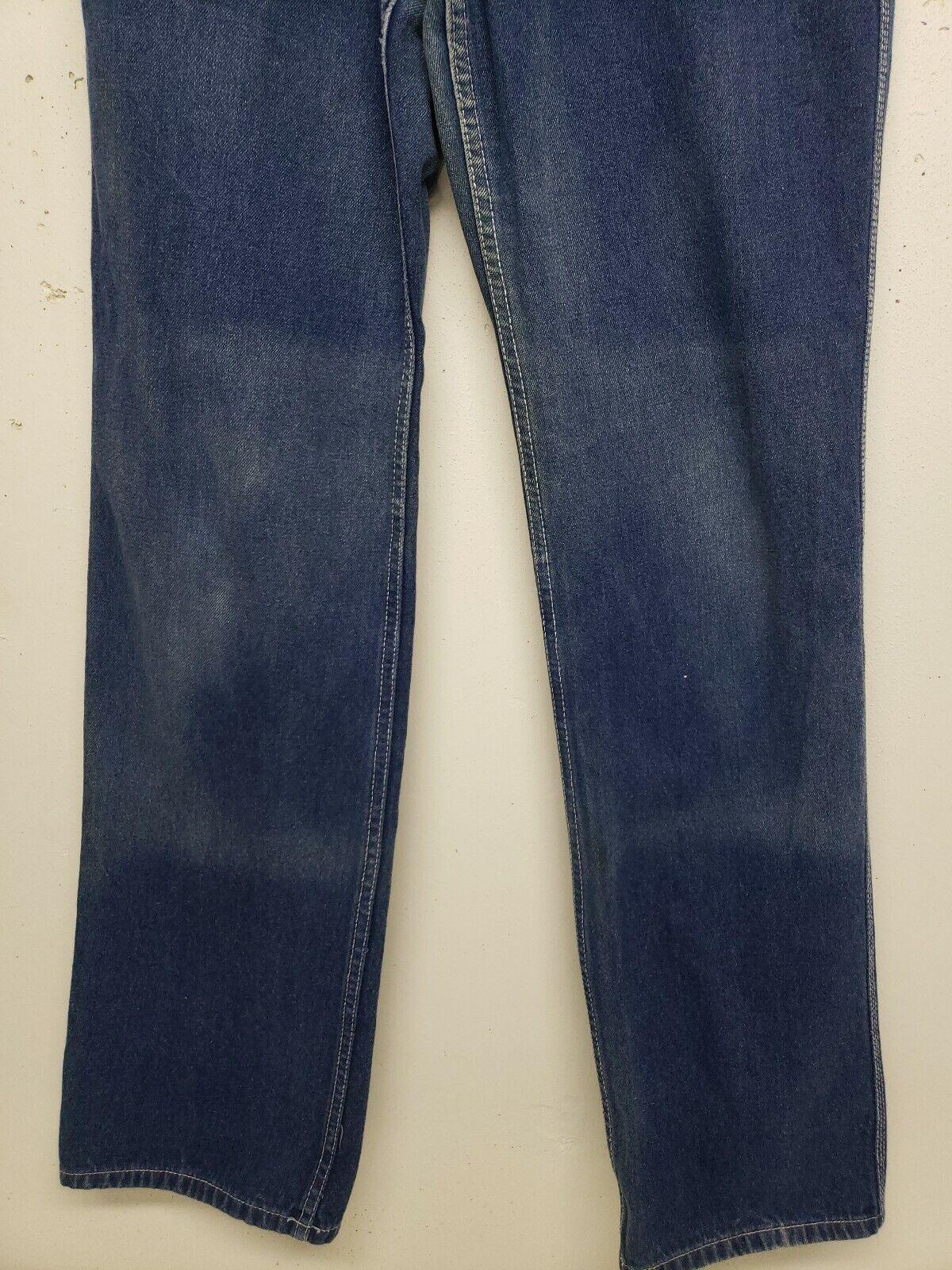 Vintage Nest N'est ce Pas 1970s Denim Jeans High … - image 10