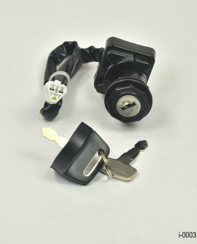 IGNITION KEY SWITCH FITS KAWASAKI 2003 KVF360 PRAIRIE 360 4X4 ADVANTAGE CLASSIC