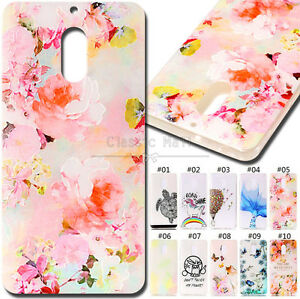 For-Nokia-6-Protective-Silicone-Rubber-Soft-Case-Back-TPU-Shockproof-Cover-Skin