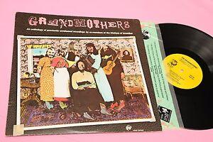 The Grandmothers Frank Zappa LP Orig USA 1980 NM Toooopppp