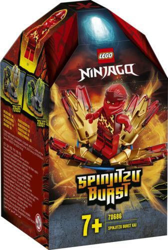 LEGO NINJAGO 70686 NEU//OVP KAIS SPINJITZU-KREISEL