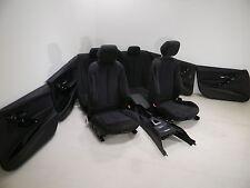 BMW F30 Lederausstattung Sportsitze RHD Sitze Stoff Hexagon Alcantara Anthrazit