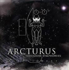 Sideshow Symphonies by Arcturus (CD, Sep-2005, Season of Mist)