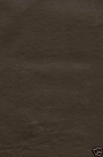 Dark Brown Faux leather//leatherette//Pvc fabric FREE UK P/&P
