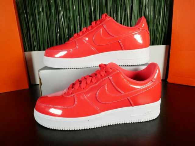Nike Air Force 1 '07 LV8 UV Low Siren Red White AJ9505 600 Size 9.5 12