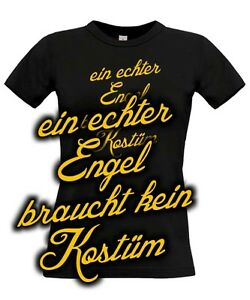 t shirt engelskost m verkleidung engel braucht kein kost m. Black Bedroom Furniture Sets. Home Design Ideas