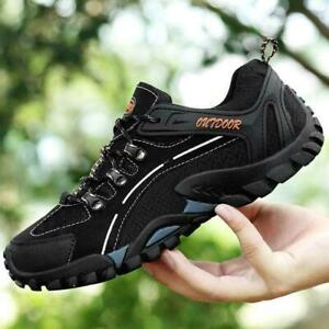 Men/'s Shoes Sneakers Sports Climbing Athletic Running Outdoor Hiking Lace Up Hot