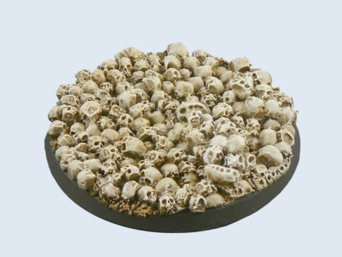 1 - *MicroArtStudio* Skulls Bases Round 60mm