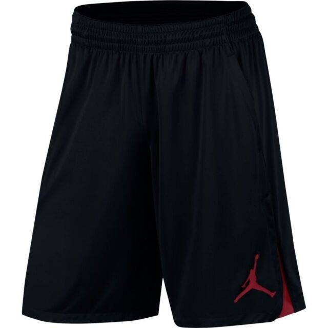 good quality online here undefeated x Air Jordan 23 Alpha Knit Men's Shorts Black/Gym Red (849143 010) Men's Sizes
