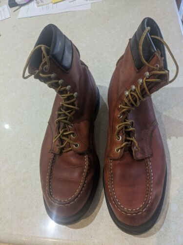 Vintage Red Wing Irish Setters