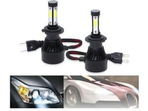 2x-H7-400W-40000LM-6000K-Lampade-LED-Coppia-Auto-Fari-Lampadine-Bianca-Xenon-HID
