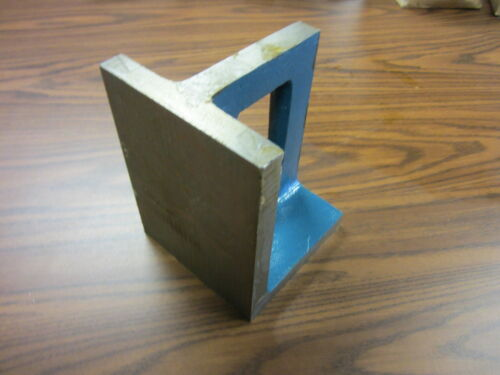 """Universal Right Angle Plate 8x10x12/"""" smi-steel castings accurate ground-new"""