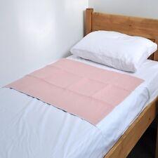 Kylie Waterproof bed set, kylie2, bed pad pink and waterproof mattress protector