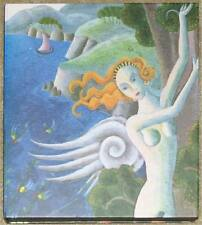 THOMAS McKNIGHT'S ARCADIA ~ ARTISTS EDITION ~ SIGNED LIMITED EDITION of 600!