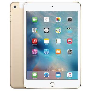 Apple-iPad-Mini-3-16GB-Unlocked-GSM-4G-LTE-iOS-Tablet-Gold