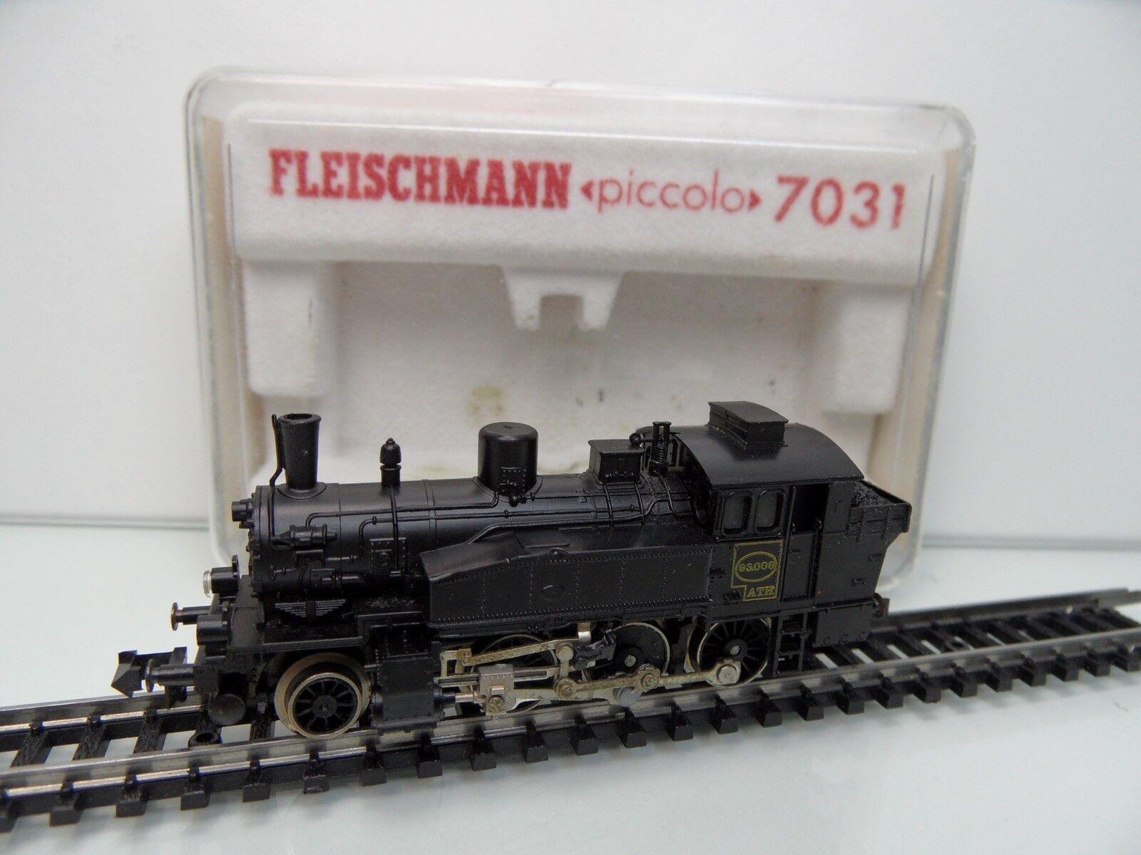 Fleischmann 7031 - Spur N - Tenderdampflok 83008 ATH  - TOP in OVP -  1311  | Ich kann es nicht ablegen