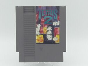 Tetris-2-NES-Game-Authentic-Original-Cleaned-Tested-Nintendo-Cartridge
