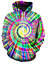 Hypnotism-Colourful-3D-Print-Women-Men-039-s-Hoodie-Sweatshirt-Pullover-tops-Jumper thumbnail 32