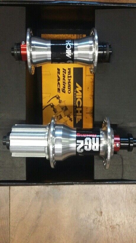 Micha RG2 Racing Hubset Campag kompatibel