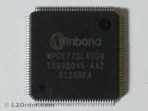 5x NEW Winbond WPCE773LAODG WPCE773LA0DG TQFP IC Chip (Ship From USA)