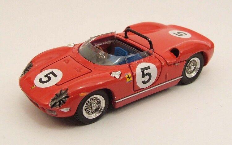 ¡no ser extrañado! ART ART ART MODEL 225 - Ferrari 250P N°5 1er Mosport - 1963 1 43  bajo precio