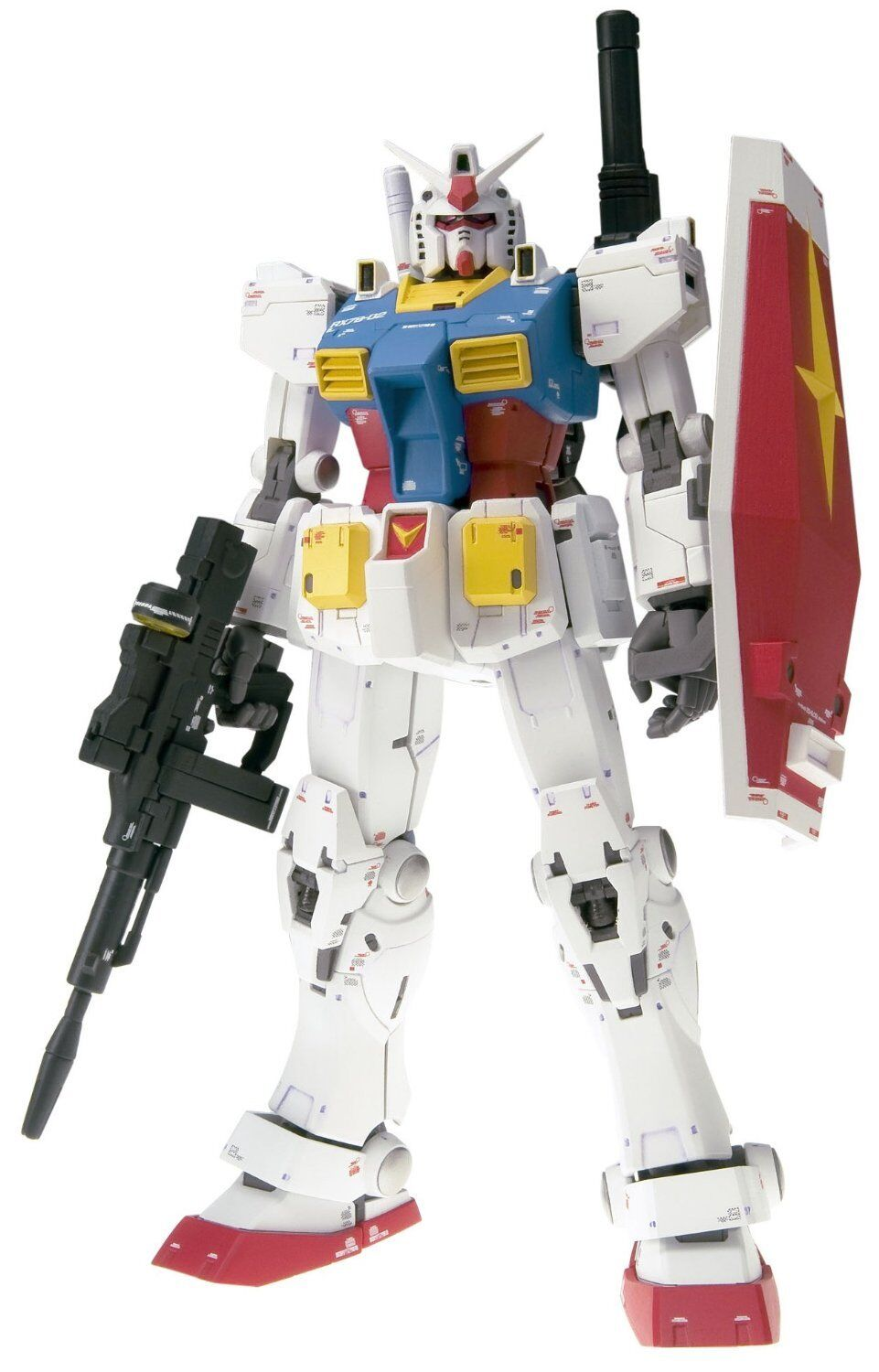 BANDAI Gundam The Origin RX78-02 Fix Figuration Metal Composite