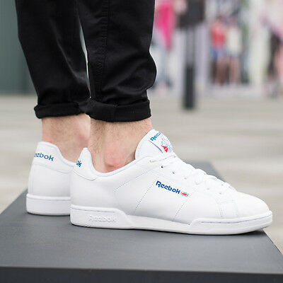 Details about NEW Reebok NPC II 1354 Men''s Shoes Trainers Sneakers SALE