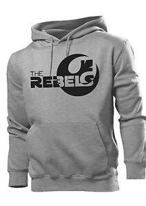 Rebels-Felpa-con-cappuccio-Rogue-UNO-x-wing-Star-Wars-Adulto-bambini-maglia