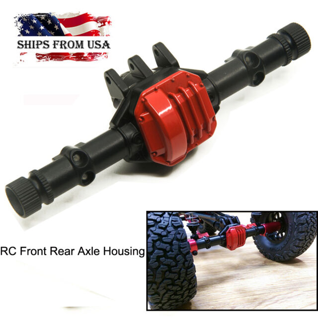 Integy Aluminum Billet Machined Alloy Front Shock Tower for Axial 1//10 SCX10 II