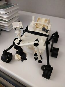 3d printed NASA Mars Rover 2021 Perseverance 310mm x 204mm (40 parts)