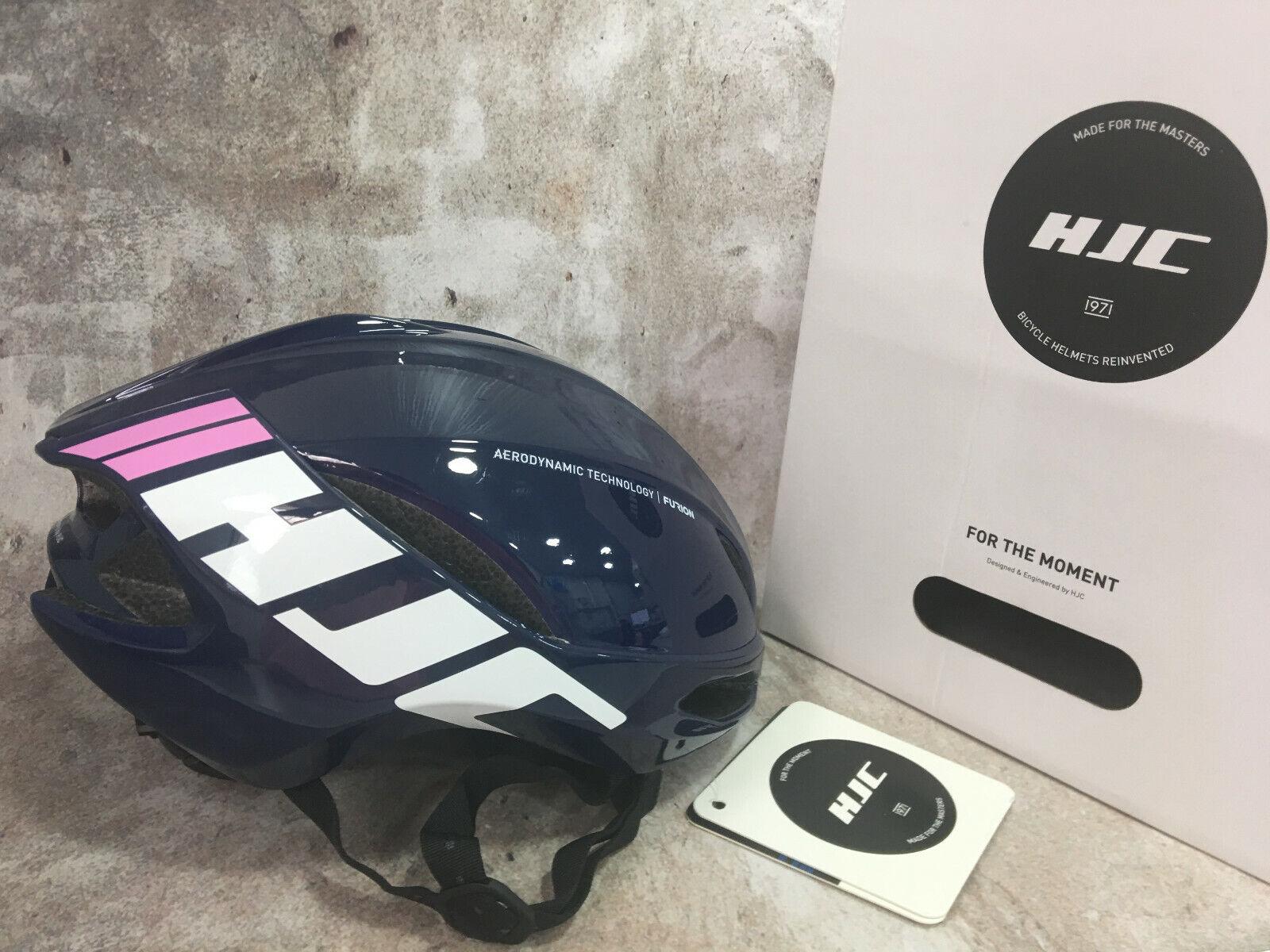 HJC Furion Aerodynamic Road Helmet 51-56cm Size  S (Gloss-navy)  good quality