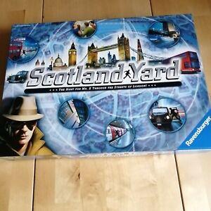 Ravensburger Scotland Yard Board Game 2014 - Complete