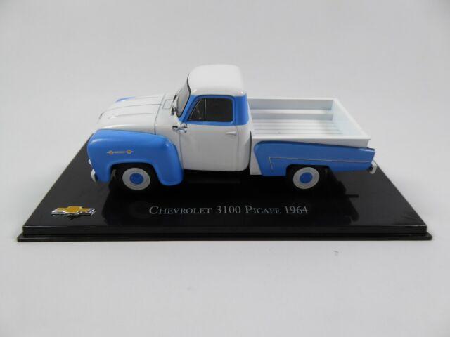Chevrolet 3100 Pick up (1964) - 1:43 Voiture Diecast Car General Motors CH52