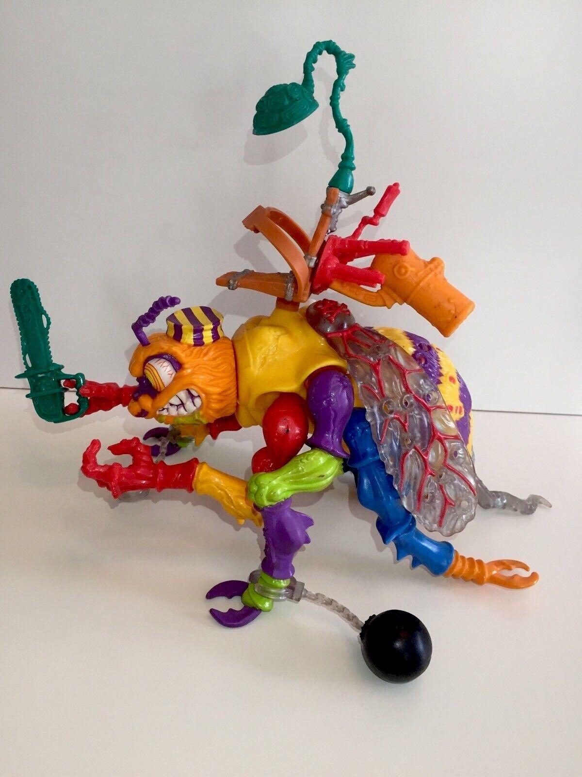 VINTAGE TMNT Tartarughe Ninja Action Figure KILLER BEE