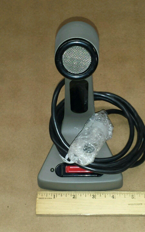EV University 3150300-903-101 (grau)Dynamic Paging Microphone 7 Pin Male Connect