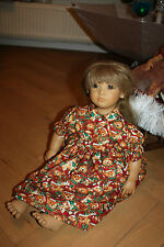 Weihnachtskleid  selbstgenäht Kleid z.b. HIMSTEDT, Günzel, Götz