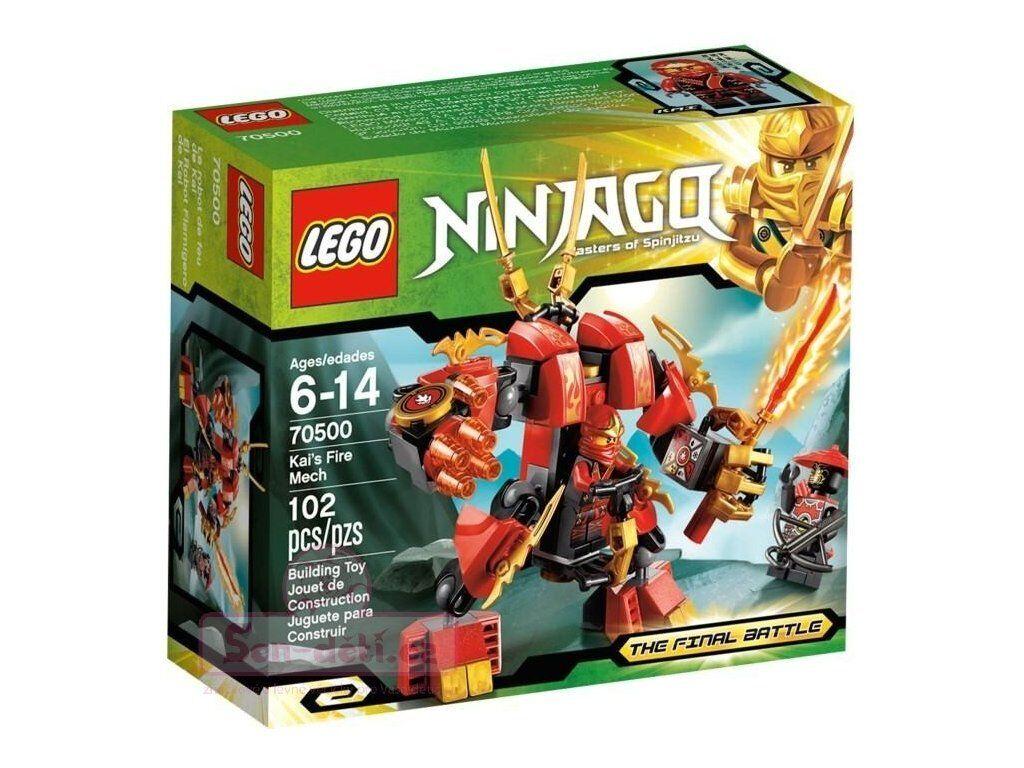 LEGO® NINJAGO 70500
