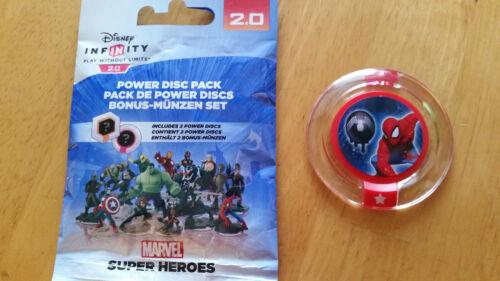Disney Infinity 2.0 Marvel Potencia Discos elegir tus propios Disco Nuevo Libre De Envío